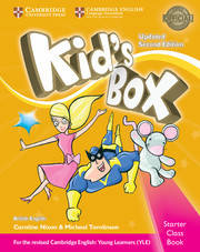 Kid's Box Updated 2nd Edition Starter Pupil's Book