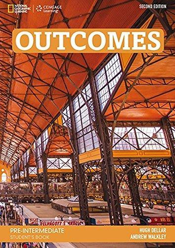 Outcomes 2nd Edition Pre-Intermediate student's Book + Class DVD