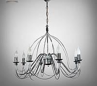 Люстра 8 ламповая для гостиной, зала, большой комнаты  18388-1