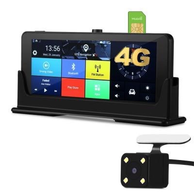 Автопланшет Terra С21 4G две камеры, Android