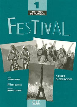 Festival 1 Cahier d`exercices + CD audio