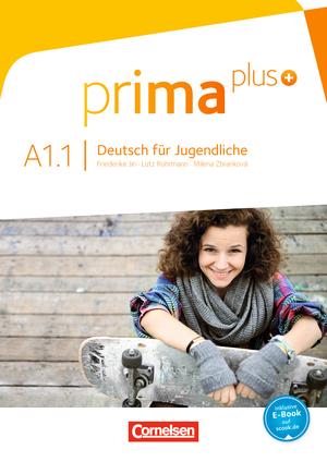 Prima plus A1/1 Schülerbuch