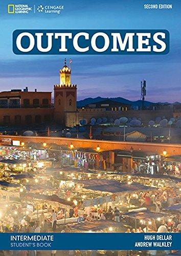Outcomes 2nd Edition Intermediate Student's Book + Class DVD