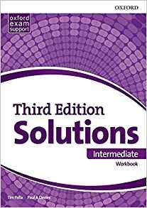 Solutions 3rd Edition Intermediate Workbook with Audio CD (UA)