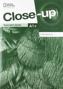 Close-Up 2nd Edition A1+ teacher's Book with Online Teacher Zone + AUDIO+VIDEO