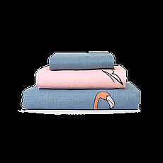 Подростковое постельное белье Viluta 19007 ранфорс, фото 3
