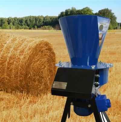 Зернодробилка 350 Ярмаш предназначена для дробления зерна злаковых и бобовых культур.  Используется в личных,