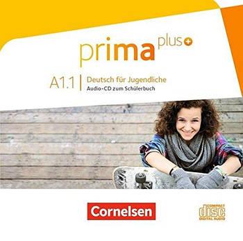 Prima plus A1/1 Audio-CD