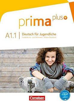 Prima plus A1/1 Handreichung für den Unterrricht
