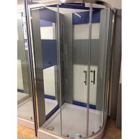Душевая кабина Dusel А-511 800х800х1900 без поддона, прозрачное стекло, TR-31034