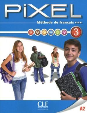 Pixel 3 Livre de L`eleve + DVD-ROM