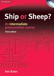 Ship or Sheep? 3rd Edition Book with Audio CDs (4)