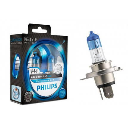 Philips ColorVision H4 Blue, фото 2