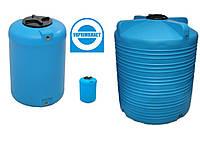 Емкость вертикальные для хранения воды V-300.