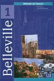 Belleville 1 Livre de L`eleve