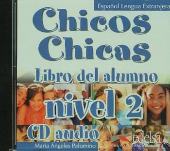 Chicos Chicas 2 CD audio