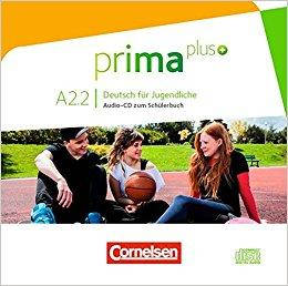 Prima plus A2/2 Audio-CD