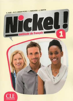 Nickel! Niveau 1 Livre De L'Eleve + DVD-ROM