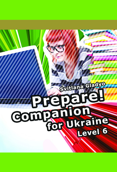 Cambridge English Prepare! Level 6 Companion for Ukraine