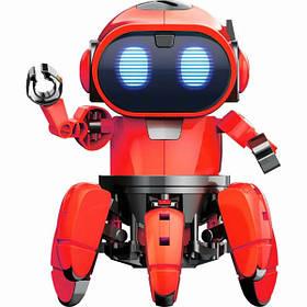 Игрушка Робот-Конструктор HG-715 Red Black
