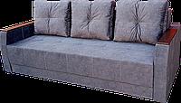 Барселона диван прямой с декоративной строчкой
