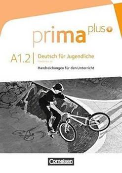 Prima plus A1/2 Handreichungen für den Unterricht