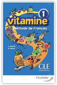 Vitamine 1 Livre de l`eleve