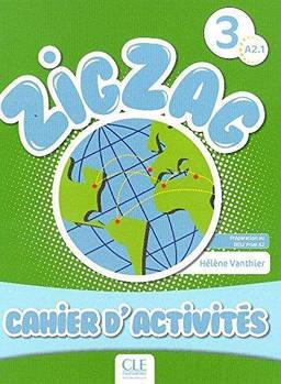 ZigZag 3 Cahier Activites