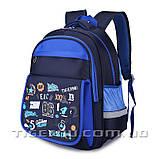 Рюкзак детский  T-B3227 синий, фото 2
