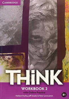Think 2 Workbook with Online Practice