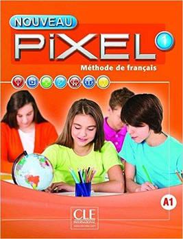 Pixel Nouveau 1 Livre de l'élève + DVD-ROM