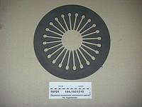 Пружина нажимная нажимного диска сцепления ЯМЗ 184.1601115 производство  ЯМЗ