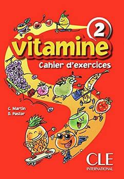 Vitamine 2 Cahier d`exercices + CD audio + portfolio