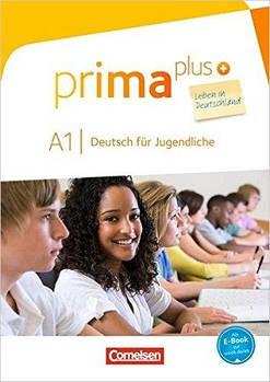 Prima plus A1 Leben in Deutschland Schülerbuch mit MP3-Download