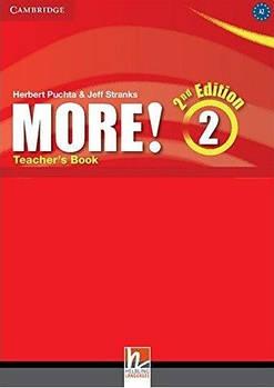 More! Second edition 2 Teacher's Book