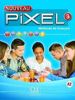 Pixel Nouveau 3 Livre de l'élève + DVD-ROM
