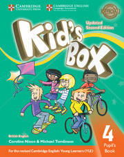 Kid's Box Updated 2nd Edition 4 Pupil's Book