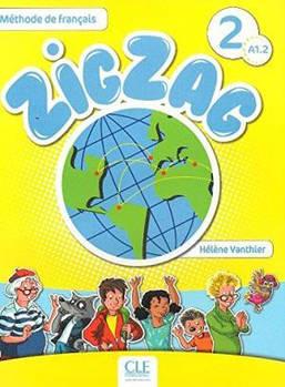ZigZag 2 Livre de leleve + CD audio