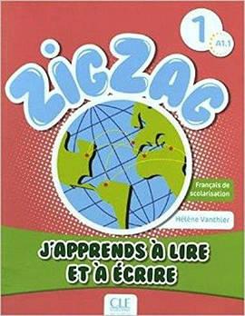 ZigZag 1 J'apprends à lire et à écrire