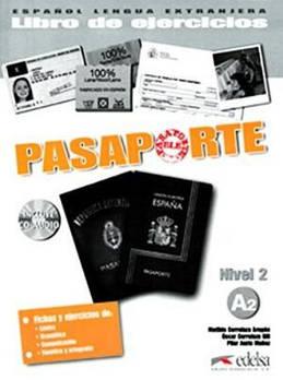 Pasaporte 2 (A2) Libro del ejercicios + CD audio