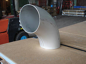 Отвод из нержавеющей стали AISI 304  25,0х2,0