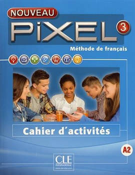 Pixel Nouveau 3 Cahier d'activités