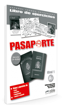 Pasaporte 1 (A1) Libro del ejercicios + CD audio
