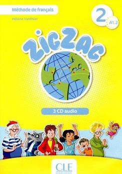 ZigZag 2 CD audio(3) Collectif