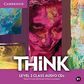 Think 2 Class Audio CDs (3)