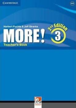 More! Second edition 3 teacher's Book
