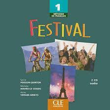 Festival 1 CD audio pour la classe