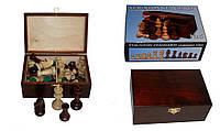 Деревянные шахматные фигуры Staunton