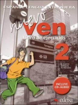 Nuevo Ven 2 Libro del ejercicios + CD audio