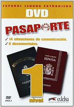Pasaporte 1 (A1) DVD Zona 2